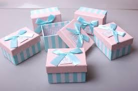 Коробочка <b>подарочная &quot</b>;Квадрат голубой бант&quot; 10х7 ...