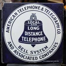 「The Bell Company vs American Telephone and Telegraph (AT&T)」の画像検索結果