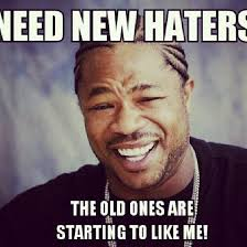 Instagram quotes and memes for haters and fake friends via Relatably.com