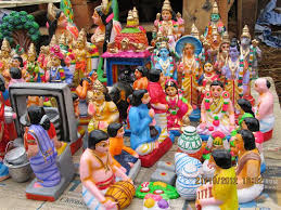 Image result for navarathri dolls images