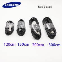 Оригинальный <b>кабель Samsung</b> S10e Type C, <b>usb</b> 3,1, <b>кабель</b> для ...
