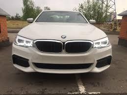 <b>Решетки радиатора</b> BMW G30 Black <b>gloss</b> — BMW 5 series, 2.0 л ...