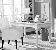 adorable mahogany white elegant chairs for home office interior furniture chic white home