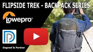 <b>Lowepro Flipside Trek</b> - Outdoor fotorugzakken - YouTube
