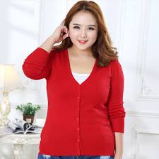 Sweaters Fashion 2019 Women knitted Cardigan full sleeve <b>plus</b> ...