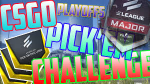 eleague atlanta major pick em challenge playoffs csgo eleague atlanta 2017 major pick em challenge playoffs csgo