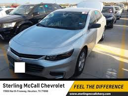 Used 2017 Chevrolet Malibu LS - Houston, TX - Group 1 <b>Automotive</b>