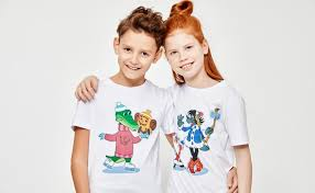 Герои советских мультфильмов украсили <b>футболки Bosco</b>: фото