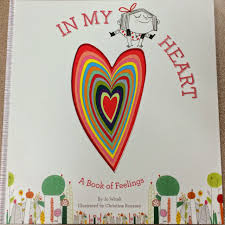 Image result for in my heart a book of feelings cover