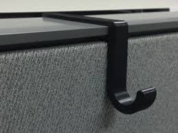 coat hook by dsmith1960 nov 17 2012 black cubicle coat hook