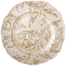 charger plates decorative: by jay vanessa charger plate gold charger decorative plate charger amp service plates