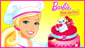barbie best job ever barbie cooking and baking