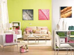 girl bedroom ideas rainbowchevronwallpaperborderjpg blue  colorful living room interior design ideas