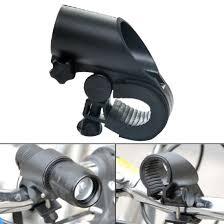 Новый велосипедный <b>фонарь</b> фонарик держатель зажим ...