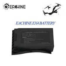 Eachine EX4 WIFI FPV <b>RC Drone</b> Quadcopter Spare <b>Parts 11.4V</b> ...