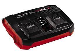 ≡ <b>Зарядное устройство Einhell 18V</b> Power-X-Twincharger 3 A ...