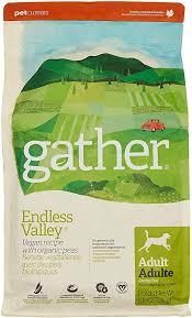 Petcurean <b>Gather Endless Valley</b> Vegan Recipe Dry <b>Dog</b> Food - 6 lb ...