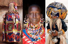 Photos of Cultural <b>Fashion Clothing</b> Around the World