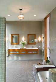 inspired ronbow vanities in bathroom modern with wall mount vanity next to recessed lights for bathroom alongside floating cabinets and green bathroom bathroom recessed lighting bathroom modern