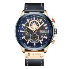 <b>CURREN</b> 8380 Marble Blue Quartz Watches Sale, Price & Reviews ...