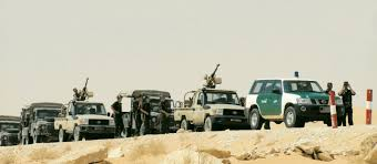 Sa revue El Djeïch décrit un environnement hostile: L'Armée «prête et vigilante» face aux menaces