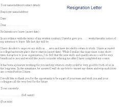 to write a resignation letter  seangarrette coto