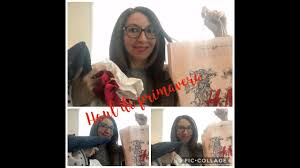 Haul! Shopping <b>di</b> primavera <b>2019</b> | <b>Vestiti</b> indossati (H&M, Tommy ...