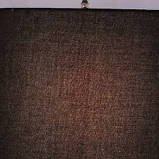 best black fabric shade lamps and lighting for bedroom black fabric lighting