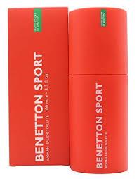<b>Benetton Sport</b> By <b>Benetton</b> 3.3 oz Eau De Toilette Spray for <b>Women</b>