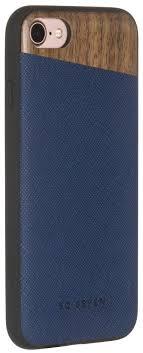 Купить <b>чехол So Seven</b> Dandy Bleu Nuit для Apple iPhone 7/8 ...