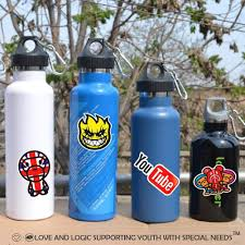 Brand Stickers <b>100PCS</b> for Water Bottles,- Buy Online in Costa Rica ...