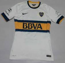 <b>Boca</b> Juniors прочь Джерси #6 орешков матч носили 2014 <b>Nike</b> ...