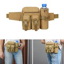 Men's <b>Outdoor Camping Tactical</b> Backpacks Pouch Belt Bag Waist ...