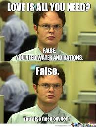 Funny False The Office Meme Memes. Best Collection of Funny Funny ... via Relatably.com