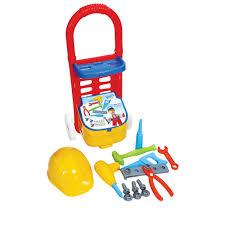 <b>Набор</b> инструментов <b>Terides</b> 14 предметов в тележке