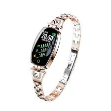 <b>H8 Smart Bracelet</b> Women Activity Fitness Tracker Heart Rate ...