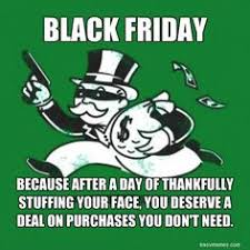 Black Friday Meme on Pinterest via Relatably.com