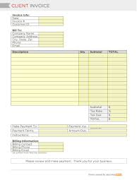 client invoice template invoice template ideas client invoice template client invoice template