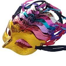 Arlai <b>Halloween Party</b> Half face Mask, Patriotic <b>Carnival</b> Decoration