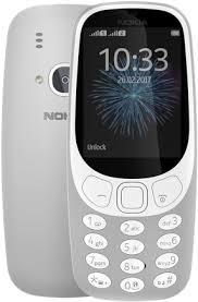 Купить Мобильный <b>телефон Nokia 3310</b> (2017) Dual SIM Gray по ...