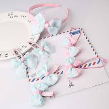 Online Shop <b>M MISM</b> 1set=7pcs Headwear Set Children ...