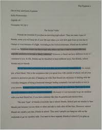 types of friends essay entire essays   kayla zygmunt classification essay in this paper me and my partner
