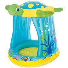 Детский <b>надувной бассейн Bestway</b> 52219 <b>Черепашка</b> ...