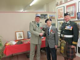 all news page the cameron highlanders of ottawa foundation sean clark claude provost lcol nicholas lallemand de driesen co lcol robert patchett dsm mwo jay henry mcpl eric proulx and from the association