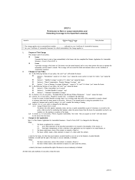rent and lease template templates in pdf word excel automobiles rent or lease permission ontario