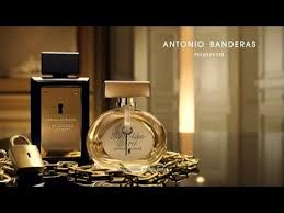 <b>Antonio Banderas</b> The <b>Golden Secret</b> Him/Her Comercial ...