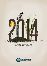 annual reports lake simcoe region conservation authority 2014 annual report cover