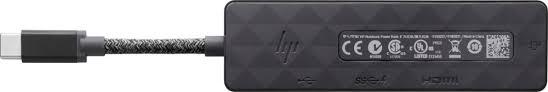 <b>Порт</b>-<b>репликатор HP ENVY</b> (<b>5LX63AA</b>)