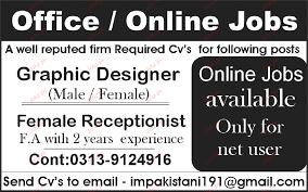 graphic designers female receptionist job opportunity jobs graphic designers female receptionist job opportunity