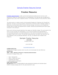 resume great career objective recent format in resume for freshers great career objective recent format in resume for freshers and how to write